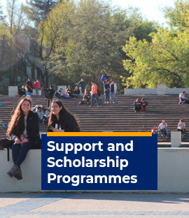support and scholarsip programmes